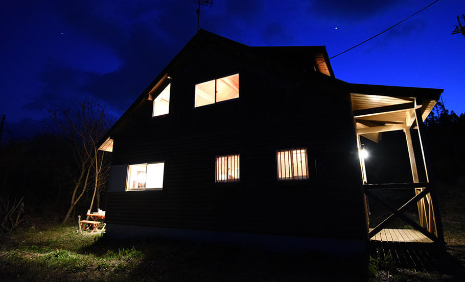 Lake side House 高島の施設写真